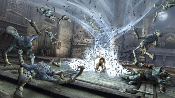 Prince Of Persia The Forgotten Sands Games Trend